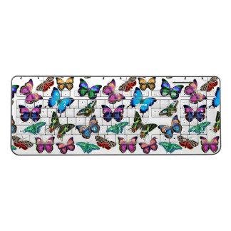 Colorful Tropical Butterflies Wireless Keyboard