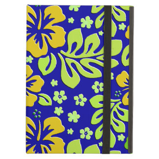 Colorful Tropical Floral iPad Air Case