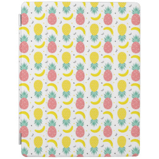 Colorful Tropical Fruit Pattern iPad Cover