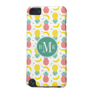 Colorful Tropical Fruit Pattern iPod Touch (5th Generation) Cover