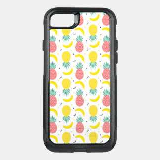 Colorful Tropical Fruit Pattern OtterBox Commuter iPhone 8/7 Case