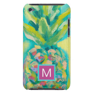 Colorful Tropical Pineapple iPod Case-Mate Case