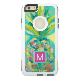 Colorful Tropical Pineapple OtterBox iPhone 6/6s Plus Case