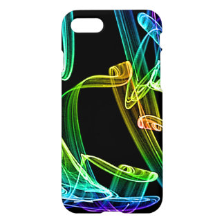 Colorful Trumpet Fractal iPhone 8/7 Case
