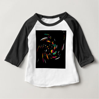 Colorful twist baby T-Shirt