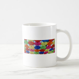 colorful Umbrella Coffee Mug