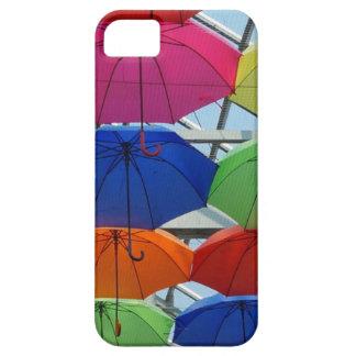 colorful Umbrella iPhone 5 Case