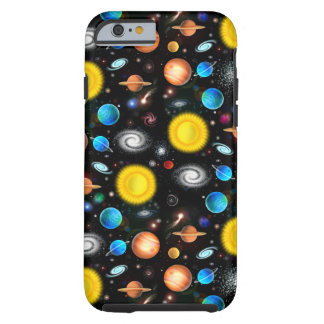 Colorful Universe Astronomy iPhone 6 Case