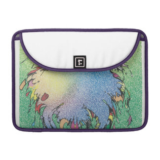 Colorful Universe Sleeve For MacBook Pro
