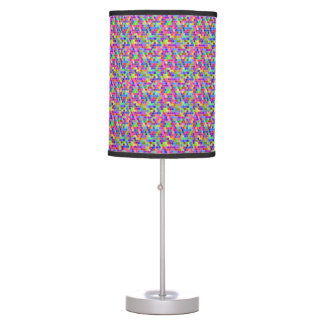 Colorful Unusual Exotic Mosaic Retro Bedroom Light Table Lamps