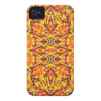 Colorful Vibrant Ornate Case-Mate iPhone 4 Case