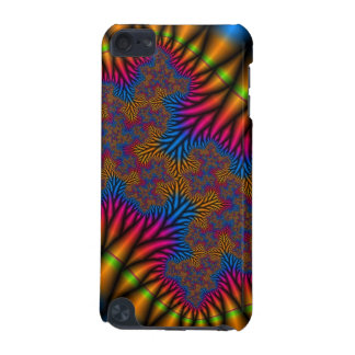 Colorful Vibrant Trippy Psychedelic Abstract iPod Touch (5th Generation) Cover