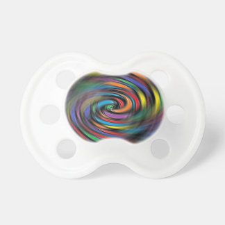 Colorful Vibrations Pacifier