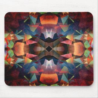 Colorful Vintage Mandala Mouse Pad