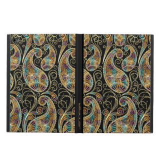 Colorful Vintage Ornate Paisley Design Powis iPad Air 2 Case
