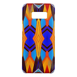 Colorful Vintage Style Geometric Pattern Case-Mate Samsung Galaxy S8 Case
