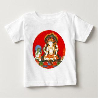 Colorful Vishnu Vintage Hindu Illustration Art Baby T-Shirt