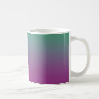 Colorful Wallpaper on a Mug