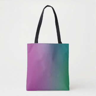 Colorful Wallpaper on a Tote Bag