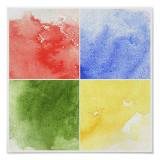 colorful watercolor background for your design poster