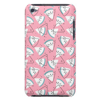 Colorful Watercolor Watermelons Barely There iPod Covers