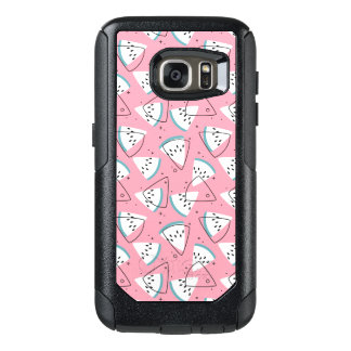 Colorful Watercolor Watermelons OtterBox Samsung Galaxy S7 Case