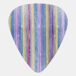 colorful wood gifts guitar pick