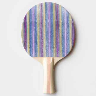 colorful wood gifts ping pong paddle