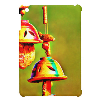 Colorful Wooden Chimes Cover For The iPad Mini