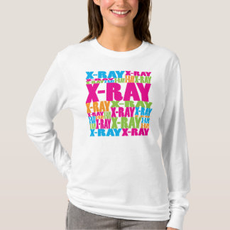 Colorful X-Ray T-Shirt