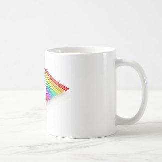 Colorful xylophone coffee mug