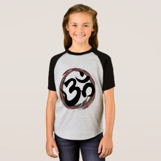 Colorful Zen Ohm T-Shirt