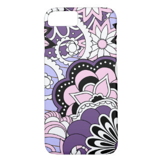 colorful zen pattern iPhone 8/7 case