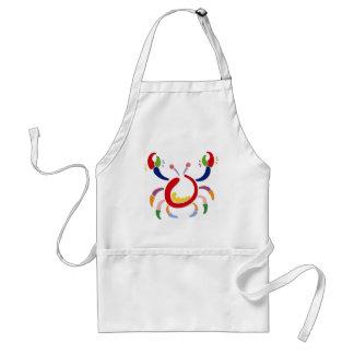 colorfulcrab standard apron