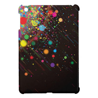 Colorfull dots cover for the iPad mini