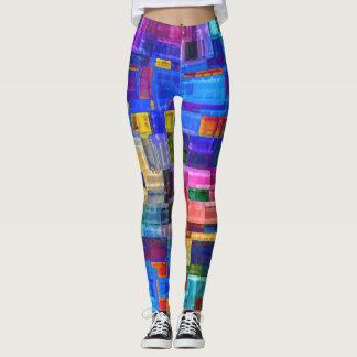 colorfull jems leggings