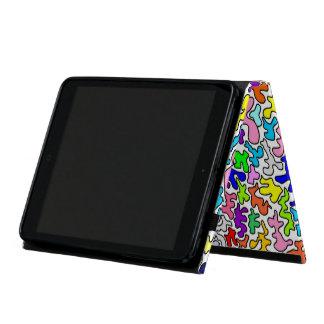 Colorfull kozyavki by ilya konyukhov (c) cases for iPad mini