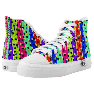 colorfull shoes