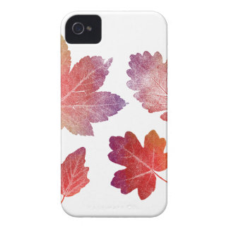 colorfull skeleton Leafs talk iPhone 4 Case-Mate Cases