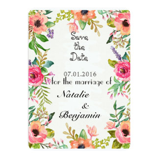 colorfull Wedding Invitations Cards
