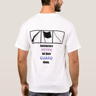 Colorguard Leader Back T-Shirt
