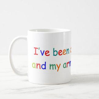 Coloring all Day Coffee Mug