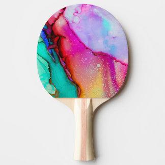 Coloring Mashup Pin Pong Paddle