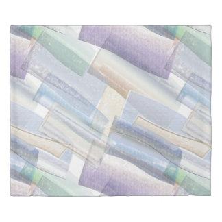 Colors All Aflutter #2B Duvet Cover