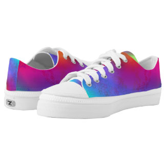 Colors and Stars Low-Top Sneakers