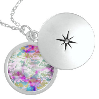 colors and vibes 1 locket necklace