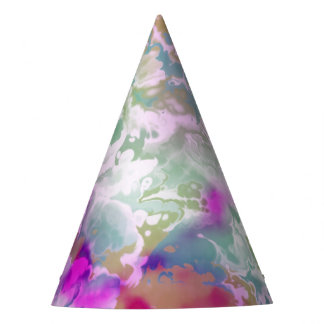 colors and vibes 1 party hat