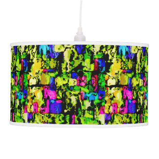 colors and vibes 3 pendant lamp
