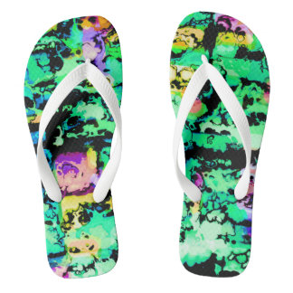 colors and vibes 4 flip flops