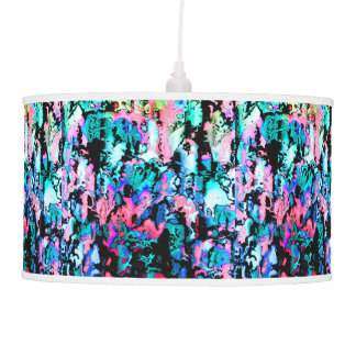 colors and vibes 5 pendant lamp